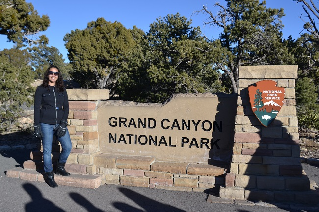 Enfim, Grand Canyon!