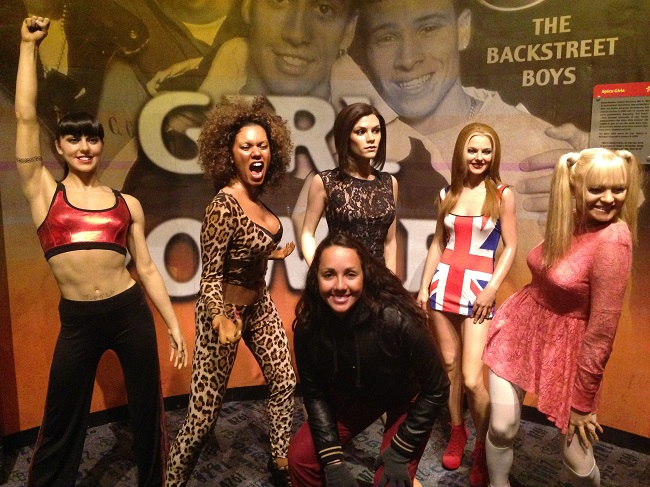 Spice Girls e nova integrante