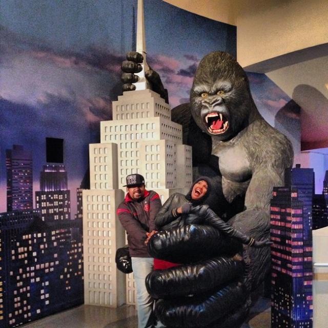 King Kong!!!