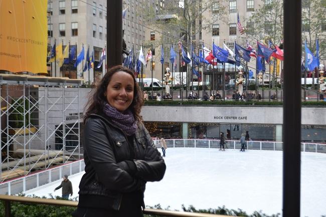 Pista de patinação