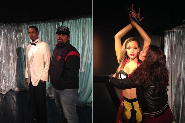 P.Diddy e Rihanna pra fechar