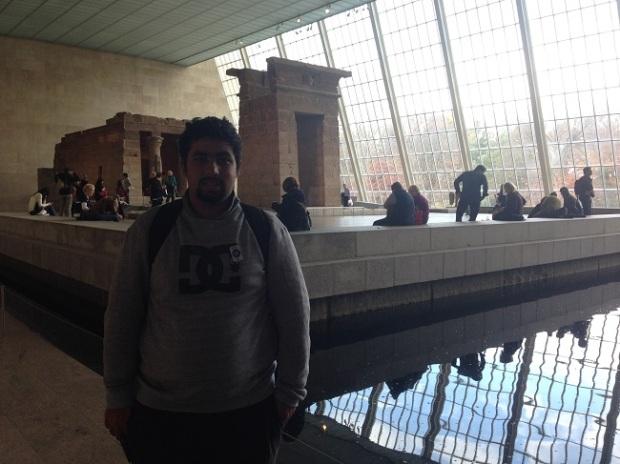 Templo egípcio no MET