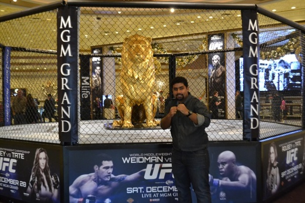 UFC em Vegas
