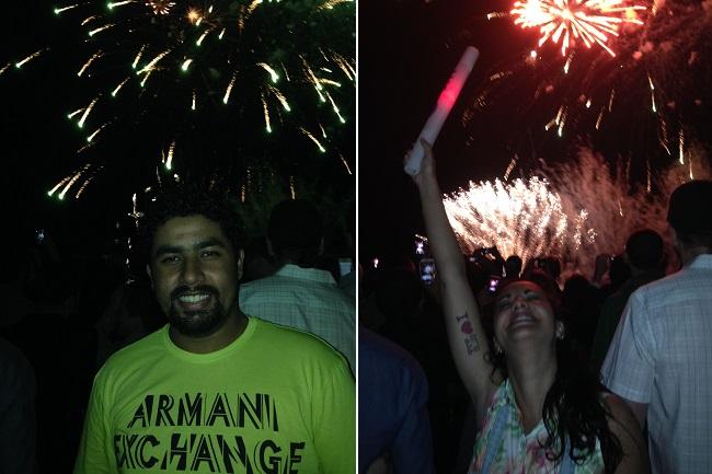 Voltamos para celebrar o ano novo em Miami