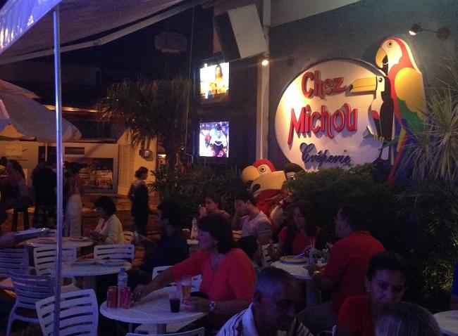 Chez Michou em Búzios é ótimo para comer crepes