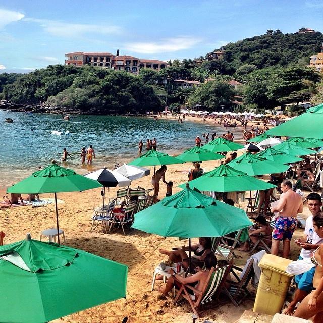 João Fernandes: melhor praia de Búzios para nós