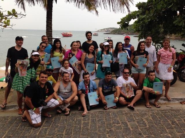 GVBB com o diretor executivo, Cristiano Marques, do Búzios Conventon & Visitors Bureau