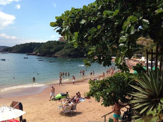 João Fernandes: melhor praia