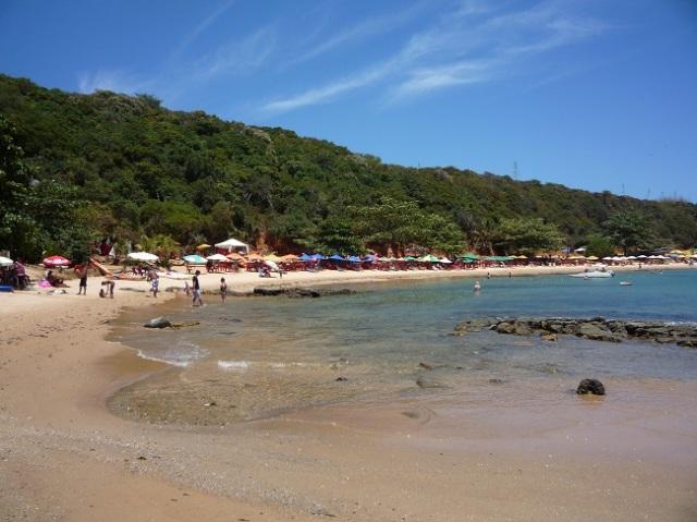 Praia da Tartaruga (Foto: Divulgação/Fulviusbsas