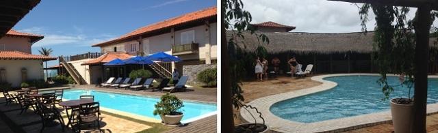 Piscina - Hotel Villa Rasa Marina
