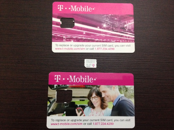 Como usar 3G nos Estados Unidos com a T-Mobile
