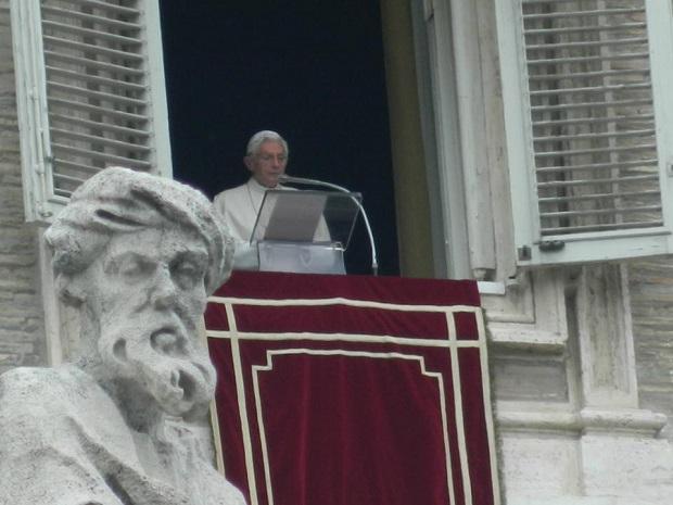 Não dá para ir a Roma e não ver o Papa