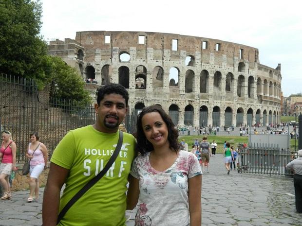Coliseu é o cartão postal de Roma