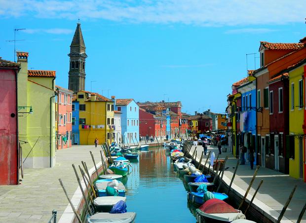 Veneza; Murano é incrível