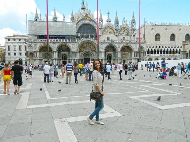 Veneza: Basílica de São Marco impressiona