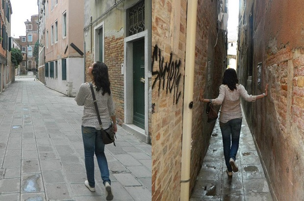 Veneza: perca-se pelos becos