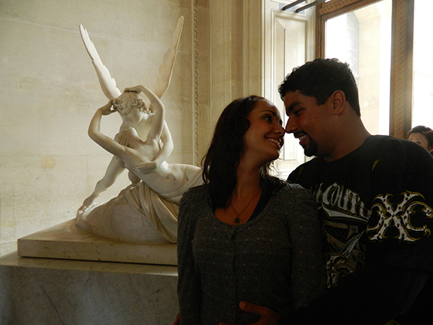 Louvre merece uma manhã de dedicação