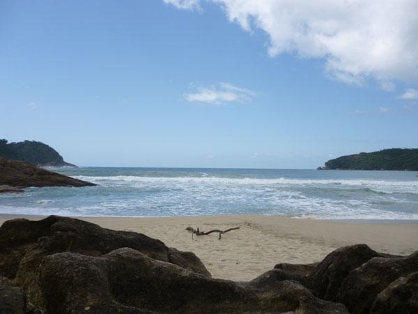 Praia do Cachadaço (Foto: Guia Roteiro de Turismo)