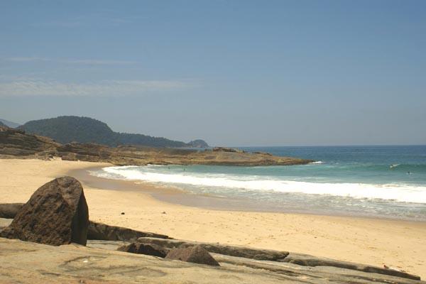Praia do Cepilho (Foto: Guia Roteiro de Turismo)