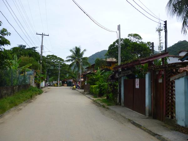 Vila de Trindade (Foto: Guia Roteiro de Turismo)