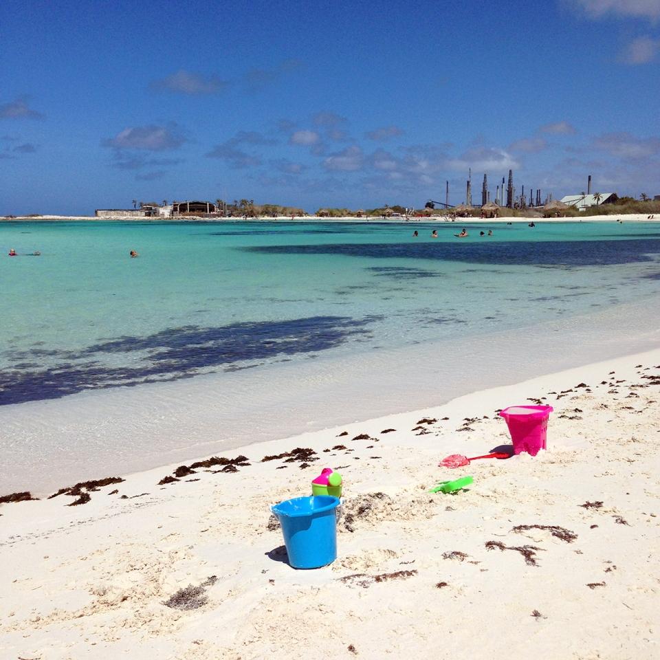 Baby Beach Aruba