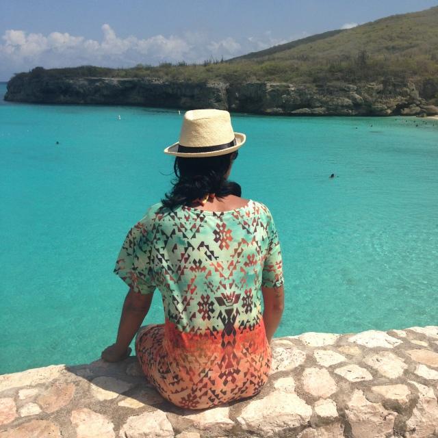 Kenepa Grandi Grote Knip Curaçao