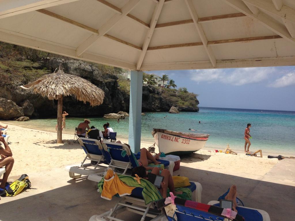 Lagun Beach Curaçao