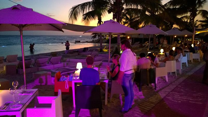 Papagayo Beach Curaçao