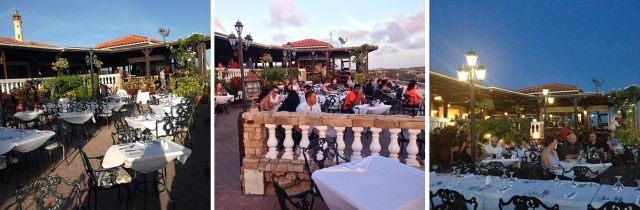 La Trattoria El Faro Blanco Restaurant