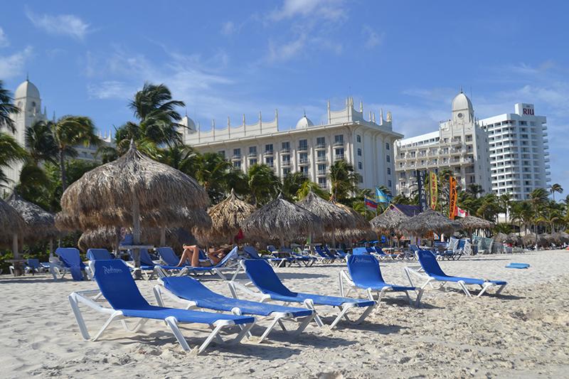 Hotel Riu Aruba dicas