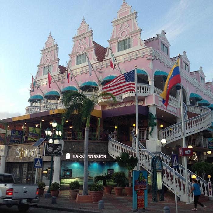 Oranjestad dicas