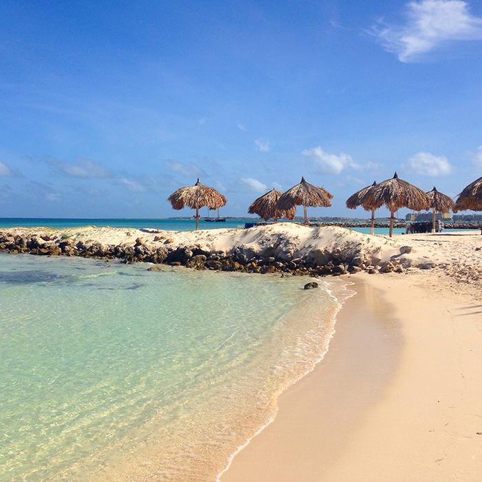 dicas palm beach aruba