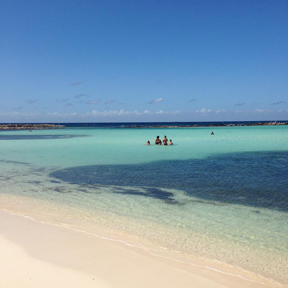 baby beach aruba dicas