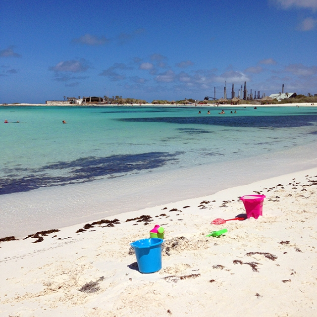 dicas baby beach aruba