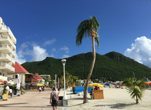 Great Bay, Sint Maarten