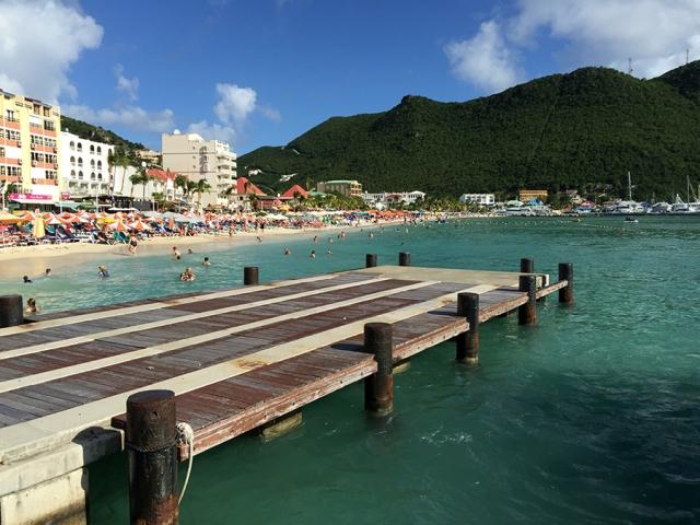 Great Bay Beach Sint Maarten