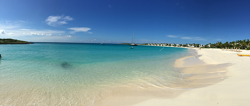 Maunday's Bay Anguilla