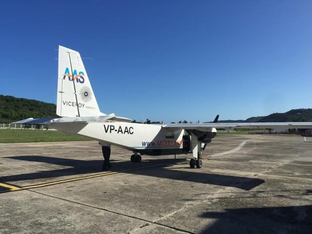 Anguilla Air Service