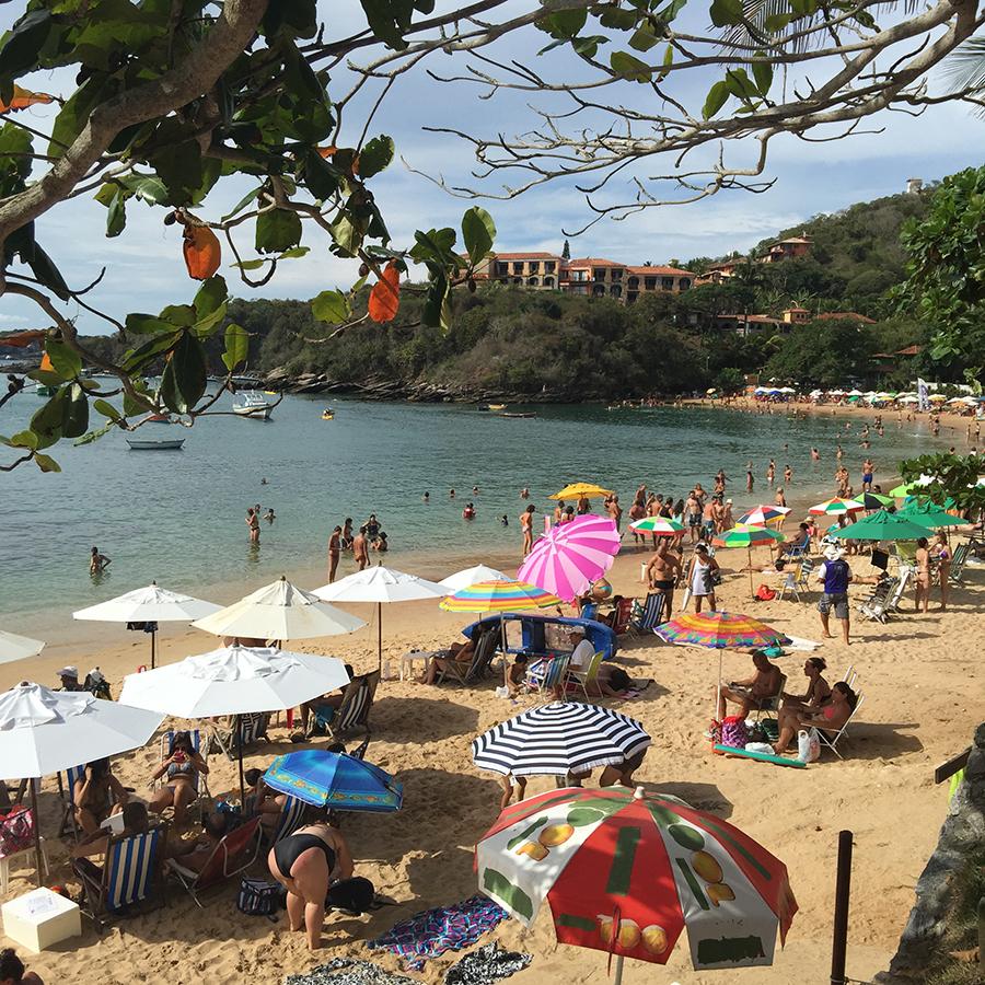 praia de João Fernandes buzios