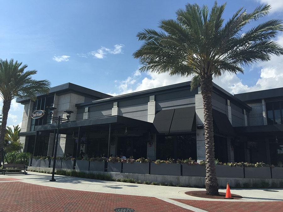Yard House Orlando