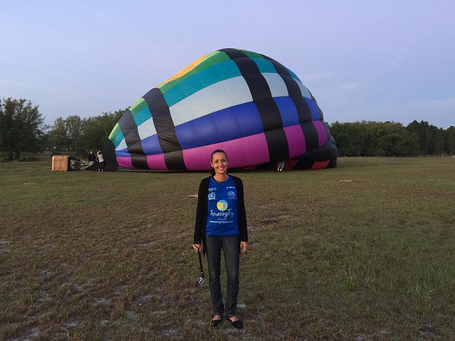 Passeio balão Orlando