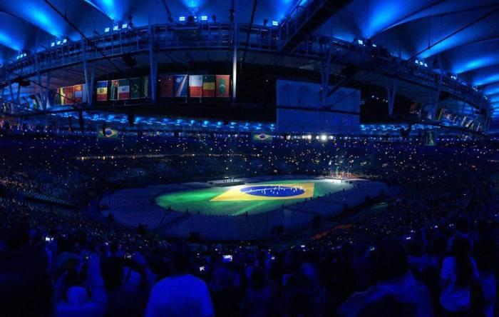 maracanã na olimpiadas rio 2016