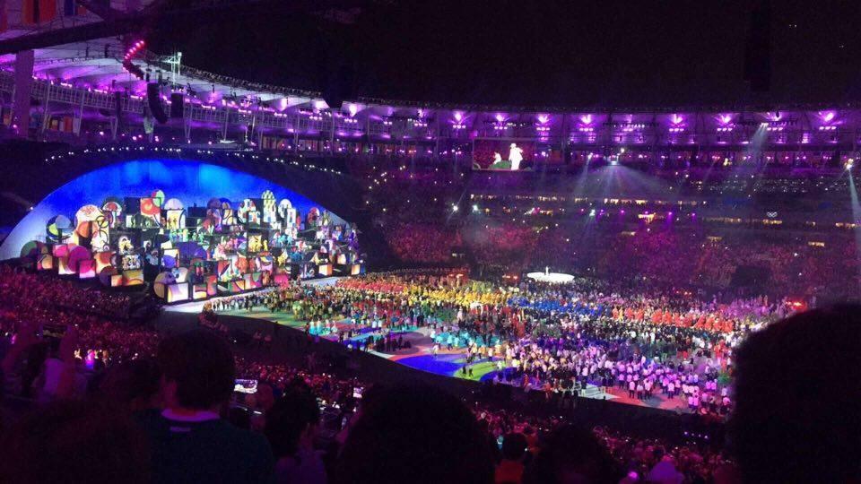 olimpiadas rio 2016 abertura