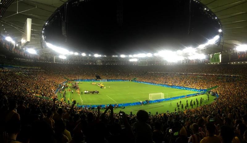 olimpiadas rio 2016 maracana