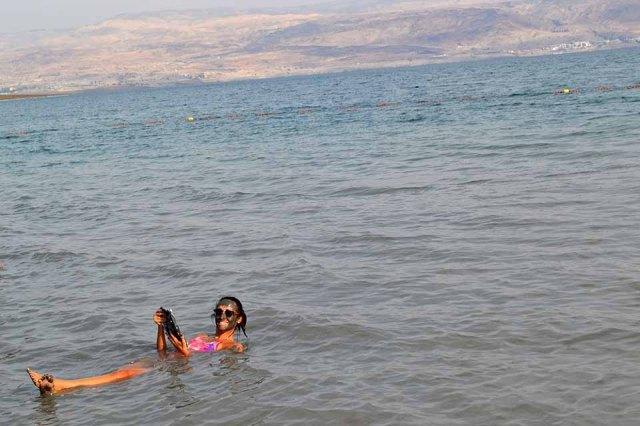 Mar Morto - Kalia Beach