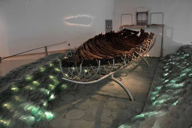 Barco do Mar da Galileia