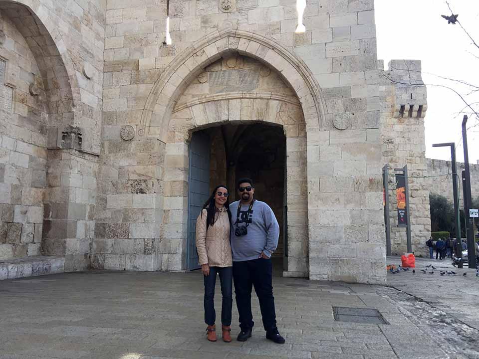 Portão de Jaffa - Jerusalém