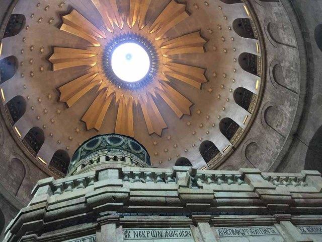 Igreja do Santo Sepulcro e Jerusalém