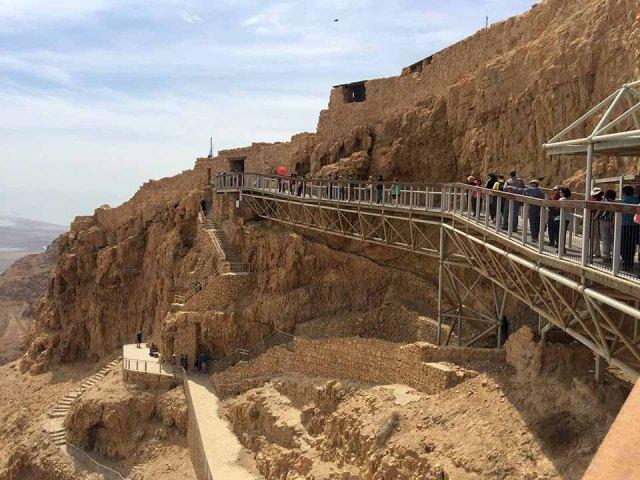 Fortaleza de Massada