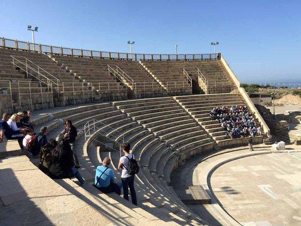 Parque Nacional da Cesareia